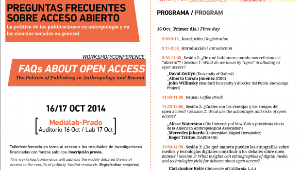 open access madrid 1