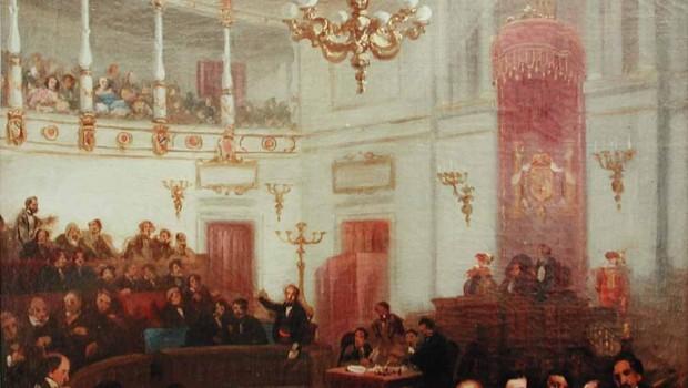 000 Escena_congreso_de_los_diputados_siglo_XIX_Eugenio_Lucas_Velázquez (1)